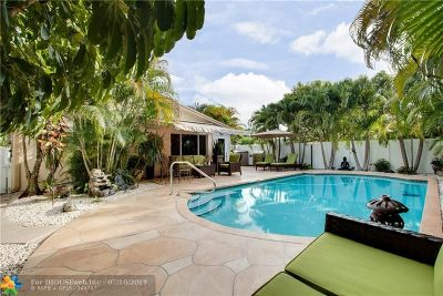 Fort Lauderdale Single Family Home For Sale: 1390 SW 32nd Ave