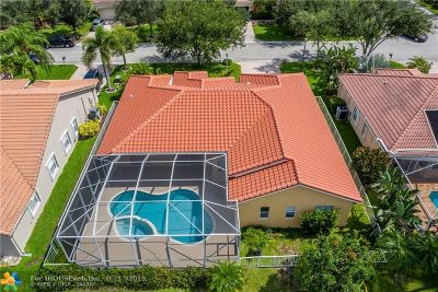 Coral Springs Single Family Home For Sale: 10314 NW 54th Pl
