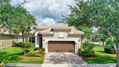 Parkland Single Family Home For Sale: 7271 NW 115th Way
