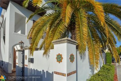 Broward County Condo/Townhouse For Sale: 1509 SE 2nd Ct #1509