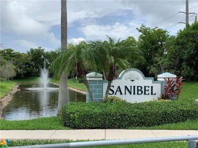 Tamarac Single Family Home For Sale: 8049 Sanibel Drive