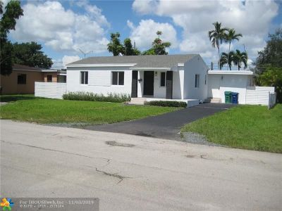 Miami Single Family Home For Sale: 1920 SW 76th Ct
