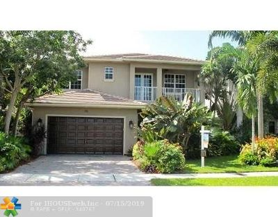 Wilton Manors Single Family Home Backup Contract-Call LA: 132 NE 21st Ct