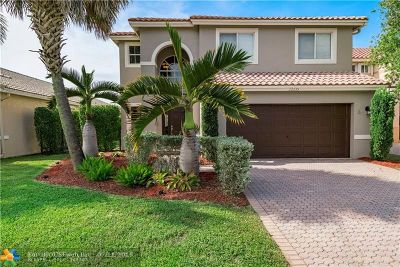 Coral Springs Single Family Home For Sale: 12135 NW 52nd Ct