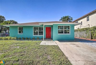 West Palm Beach Multi Family Home For Sale: 3517 S Olive Ave