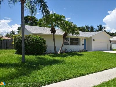 Boca Raton Single Family Home For Sale: 161 SW 11th Ct