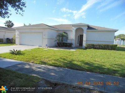 Pompano Beach Single Family Home For Sale: 782 NW 16th Pl