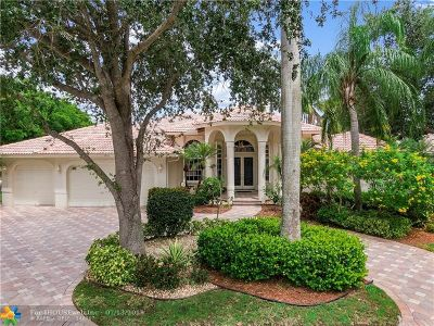 Coral Springs Single Family Home For Sale: 1812 NW 124th Ave