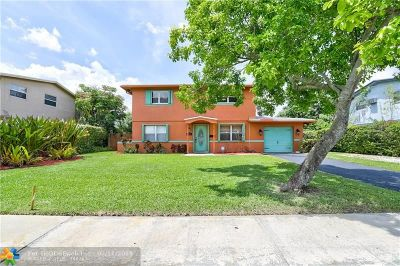 Lauderhill Single Family Home For Sale: 5320 NW 12th Ct