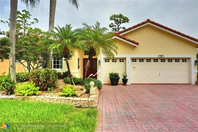 Tamarac Single Family Home For Sale: 7747 NW 79th St