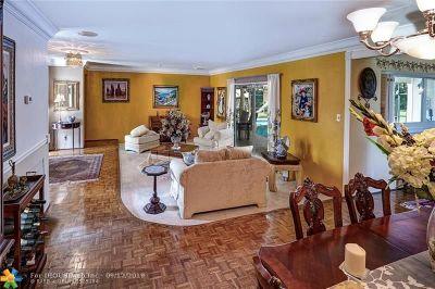 Plantation Single Family Home For Sale: 401 Vicksburg Ter
