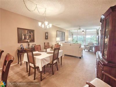 Pompano Beach Condo/Townhouse For Sale: 3499 Oaks Way #203
