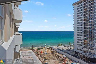 Hallandale Condo/Townhouse For Sale: 1980 S Ocean Drive #10Q