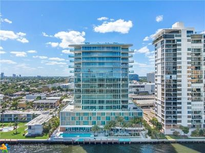 Condo/Townhouse For Sale: 920 Intracoastal Drive #PH2
