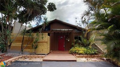 Fort Lauderdale Condo/Townhouse Backup Contract-Call LA: 6170 NW 34th Ter #6170
