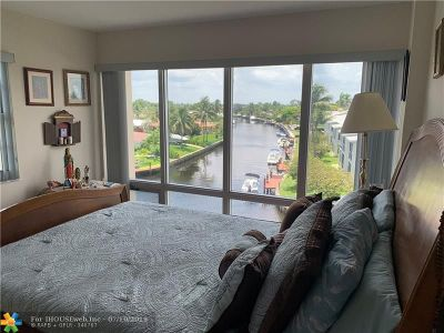 Pompano Beach Condo/Townhouse For Sale: 801 S Federal Hwy #401