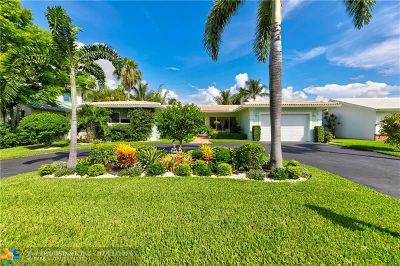 Deerfield Beach Single Family Home For Sale: 505 NE 6th Ave