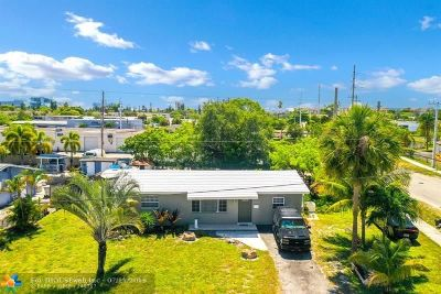 Pompano Beach Single Family Home For Sale: 1501 SW 6th Ave