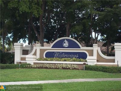 Deerfield Beach Condo/Townhouse Backup Contract-Call LA: 1060 SW 42nd Ave #1060