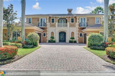 Coral Springs Single Family Home For Sale: 6244 NW 120th Dr