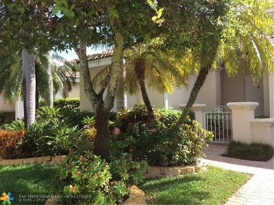 Fort Lauderdale Single Family Home For Sale: 4932 SW 33rd Way