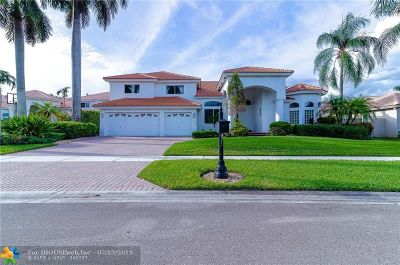 Boca Raton Single Family Home For Sale: 10587 E Key Drive