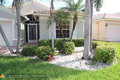 Boynton Beach Single Family Home For Sale: 5219 Espana Ave