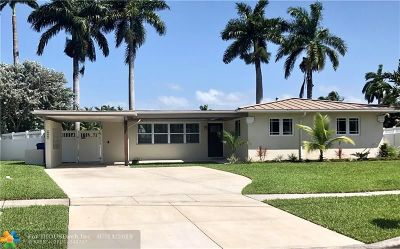 Margate Single Family Home For Sale: 1535 NW 61st Ave