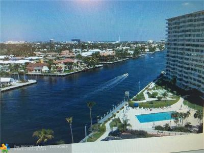 Fort Lauderdale Condo/Townhouse For Sale: 3200 NE 36 Street #409