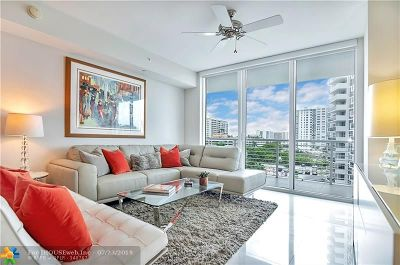 Fort Lauderdale Condo/Townhouse For Sale: 2831 N Ocean Blvd #502N