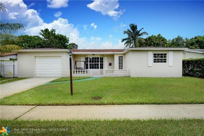 Lauderdale Lakes Single Family Home Backup Contract-Call LA: 3165 NW 41st St