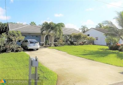 Plantation Single Family Home For Sale: 11841 NW 24th St