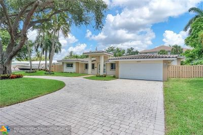 Fort Lauderdale Single Family Home For Sale: 2457 Bayview Dr