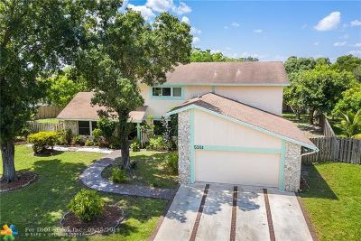 Lauderhill Single Family Home For Sale: 5351 84 Ave