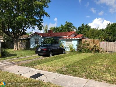 Fort Lauderdale Multi Family Home For Sale: 1023 NW 2nd