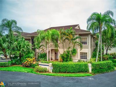 Boca Raton Condo/Townhouse For Sale: 7626 Elmridge Dr #10L