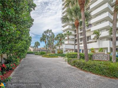 Highland Beach Condo/Townhouse For Sale: 4600 S Ocean Blvd #301