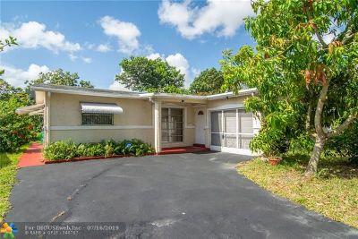 Sunrise Single Family Home For Sale: 7600 Sunset Strip