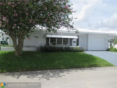 Tamarac Single Family Home For Sale: 8102 NW 59th Ct