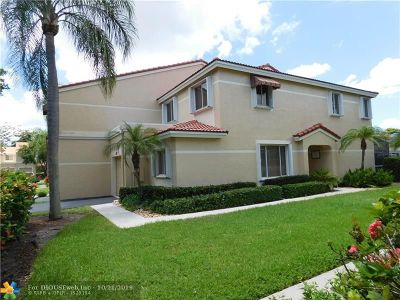 Deerfield Beach Condo/Townhouse For Sale: 3529 Deer Creek Palladian Cir #3529