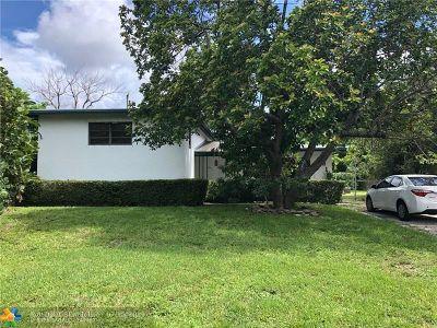 Miami Single Family Home For Sale: 1310 NE 203rd St