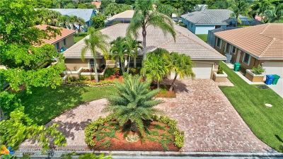 Coral Springs Single Family Home For Sale: 5574 NW 61st Ave