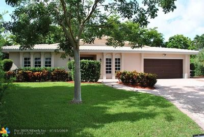 Coral Springs Single Family Home For Sale: 2620 NW 84th Ave