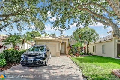 Pembroke Pines Single Family Home For Sale: 17119 NW 10 Street
