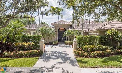 Weston Single Family Home For Sale: 389 Mallard Ln