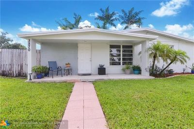 Davie Single Family Home For Sale: 3870 SW 59th Te