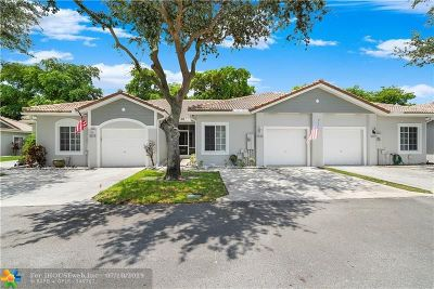 Deerfield Beach Condo/Townhouse For Sale: 4633 SW 12th Pl #4633