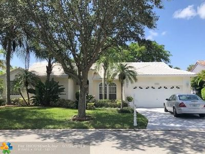 Coral Springs Single Family Home For Sale: 9196 NW 41st Mnr