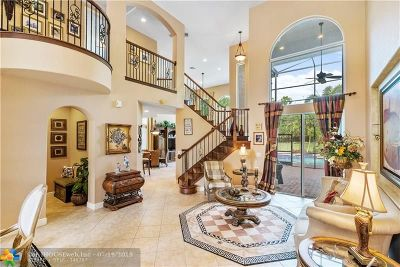 Parkland Single Family Home For Sale: 7401 NW 115th Ter