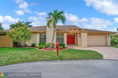 Tamarac Single Family Home For Sale: 7971 NW 89th Ln